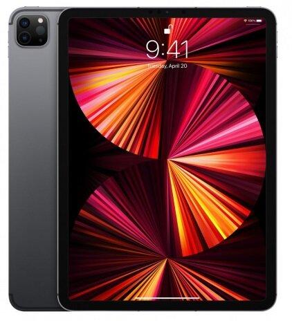 Таблет Apple 11-inch iPad Pro (3nd) Wi_Fi 512GB - Space Gray