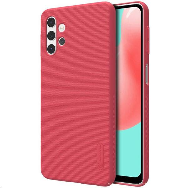 Калъф от Nillkin Super Frosted Back Cover за Samsung Galaxy A32 5G Bright Red