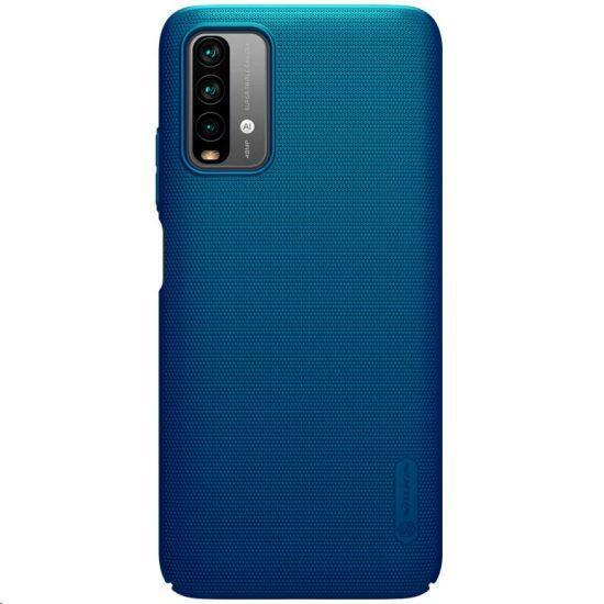 Калъф от Nillkin Super Frosted Back Cover за Samsung Galaxy A32 5G Blue