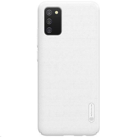 Калъф от Nillkin Super Frosted Back Cover за Samsung Galaxy A02s White