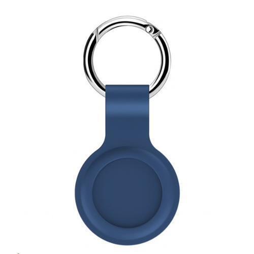 Калъф от Tactical за Airtag Beam Leather Blue