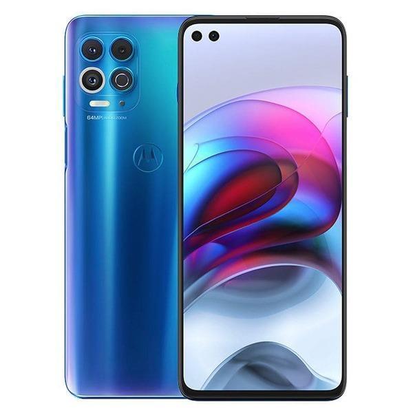 Смартфон Motorola Moto G100, Dual SIM, 128GB, 8GB Ram, LTE, Iridescent Ocean