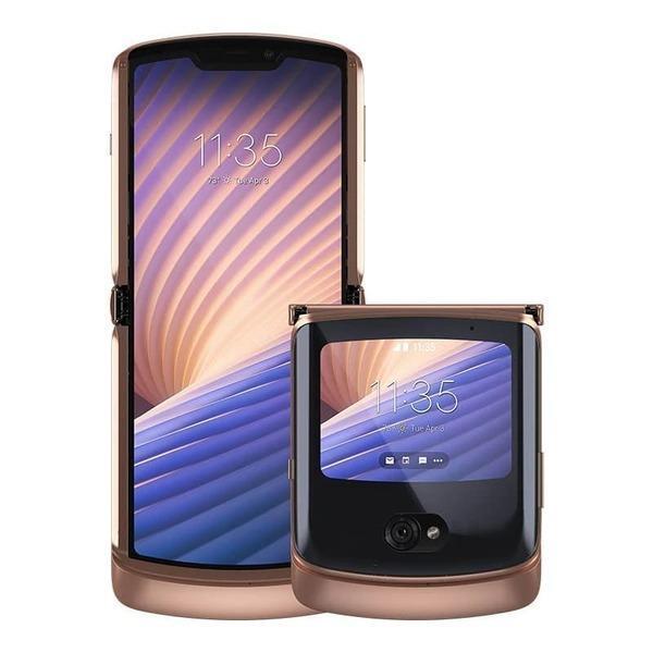 Смартфон Motorola RAZR 5G, Dual Sim, 8GB Ram, 256GB, Blush Gold