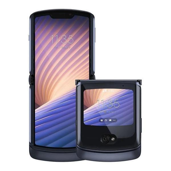Смартфон Motorola RAZR 5G, Dual Sim, 8GB Ram, 256GB, Polished Grphite
