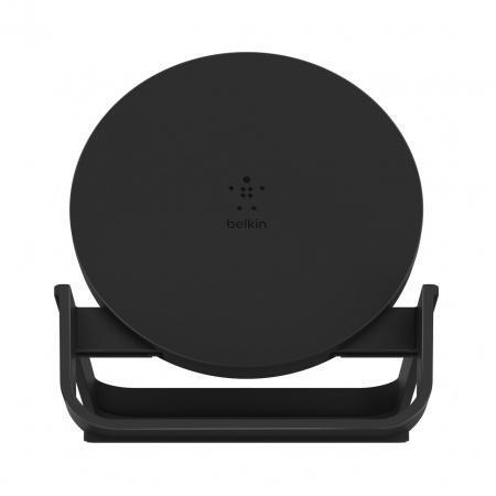 Безжично зарядно от Belkin BOOST_CHARGEª Wireless Charging Stand 10W - Black