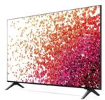 """LG 55NANO753PR, 55"""" 4K IPS HDR Smart Nano Cell TV, 3840x2160, DVB-T2/C/S2, Active HDR ,HDR 10 PRO, webOS Smart TV, ThinQ AI, WiFi, Clear Voice, Bluetooth, Miracast / AirPlay, Two Pole stand,"""