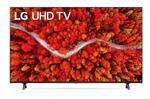 "LG 50UP80003LR, 50"" 4K IPS UltraHD TV 3840 x 2160, DVB-T2/C/S2, webOS Smart TV, ThinQ AI, Quad Core Processor 4K, WiFi 802.11ac, HDR10, HLG, ALLM / HGiG,  AI Sound, Voice Controll, Wi-Di,"