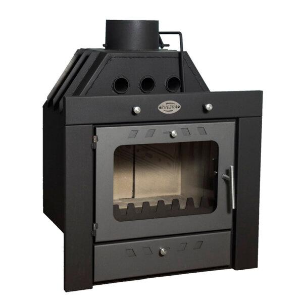 Wood Burning Fireplace Zvezda Camera B10, 15.8kW