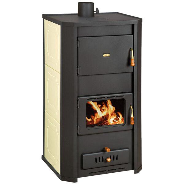 Multi Fuel Boiler Stove Prity WD W29, 37kW