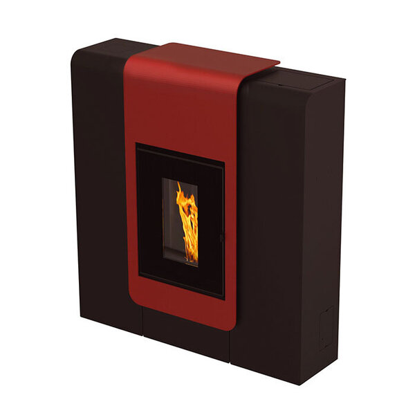 Pellet stove Alfa Plam Xila Air, 8kW