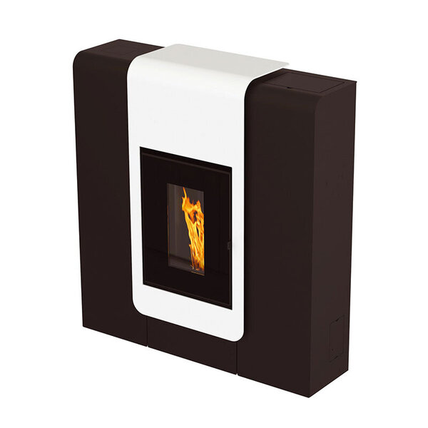 Pellet Boiler Stove Alfa Plam Xila Idro, 18kW
