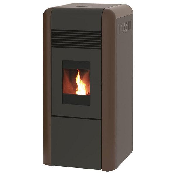 Pellet boiler stove Alfa Plam Dino, 27kW