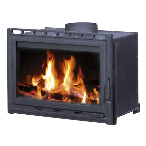 Wood Burning Fireplace Alfa Plam FKU, 11kW