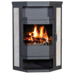 Wood Burning Stove Victoria 05 Pearl 14kW