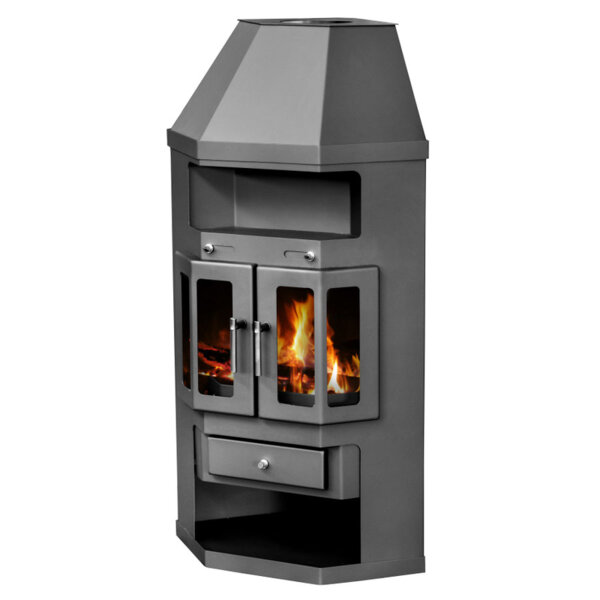 Wood Burning Stove Victoria 05 Panama 2А 9kW