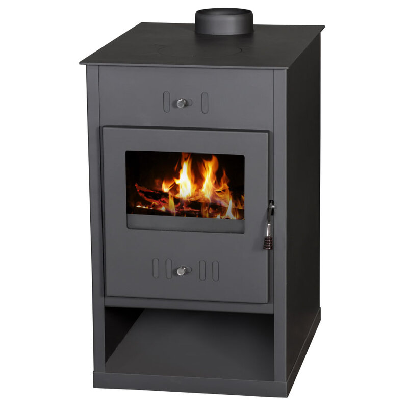 Classic and powerful Wood Burning Stove