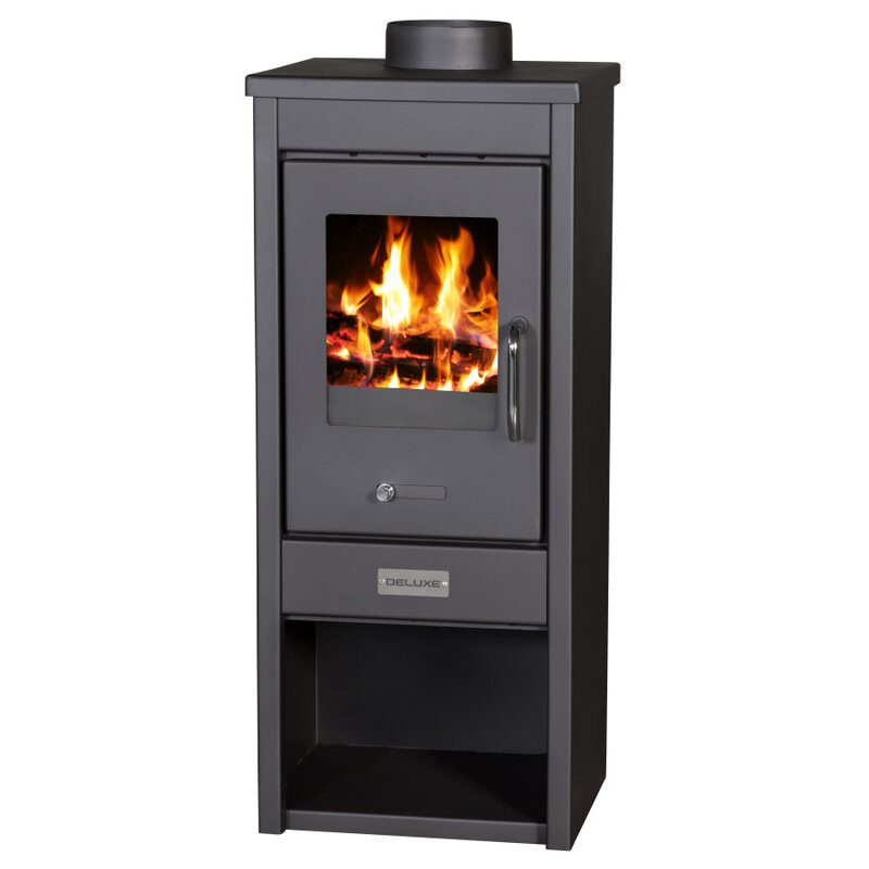 Slim and Tall Wood Burning Stove Victoria 05 Deluxe SLH 5kW