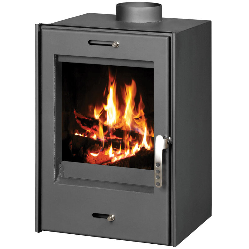 Fireplace with Back Boiler Victoria 05 Verona B 9.3kW