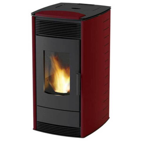 Pellet stove with back boiler MBS Thermo Pellet 12kW
