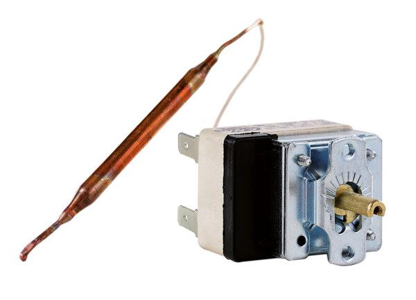 Capillary electromechanical thermostat Cewal, CTR