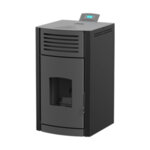 Pellet Boiler Stove Mareli ONYX HYDRO 24kW