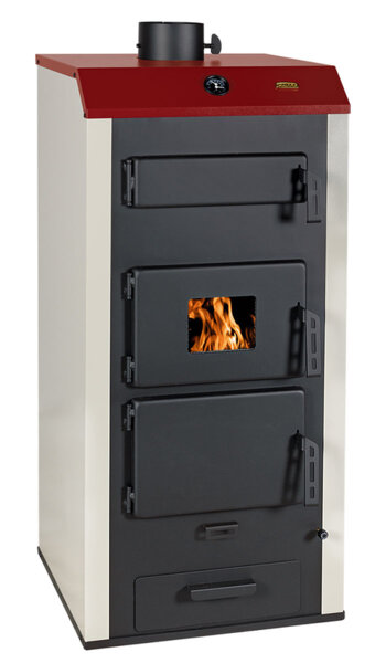 Wood burning boiler Prity NS32, 36kW