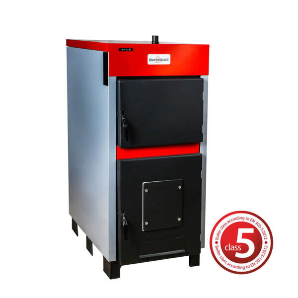 Wood Burning Boiler Thermostahl Ecowood Standard 40kW