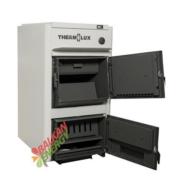 Wood Burning Boiler Termomont TKU3-W PRO, 35 kW