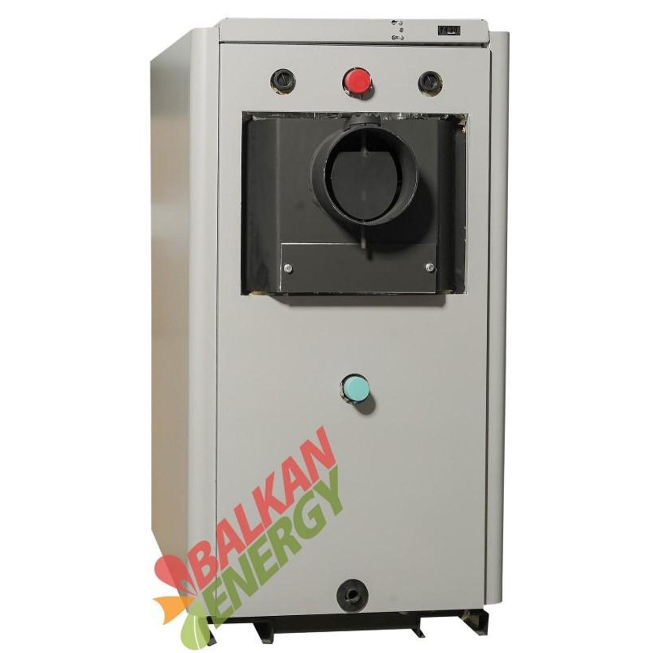 Wood Burning Boiler Termomont TKU3-W PRO, 25 kW