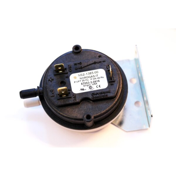 Air pressure switch Nordgas, NS2-1385