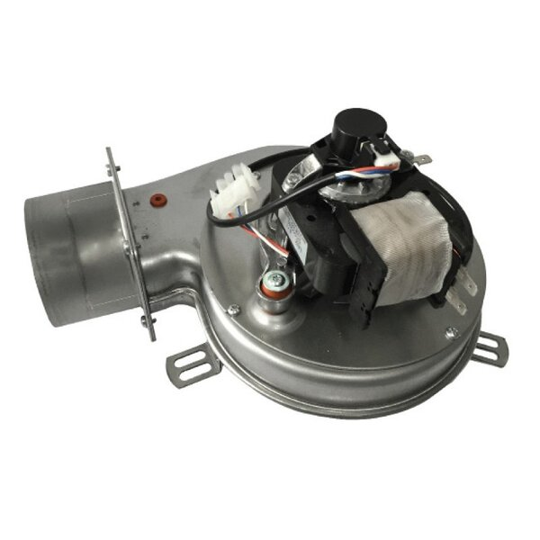 Smoke extractor fan 160m³/h 50W 300Pa