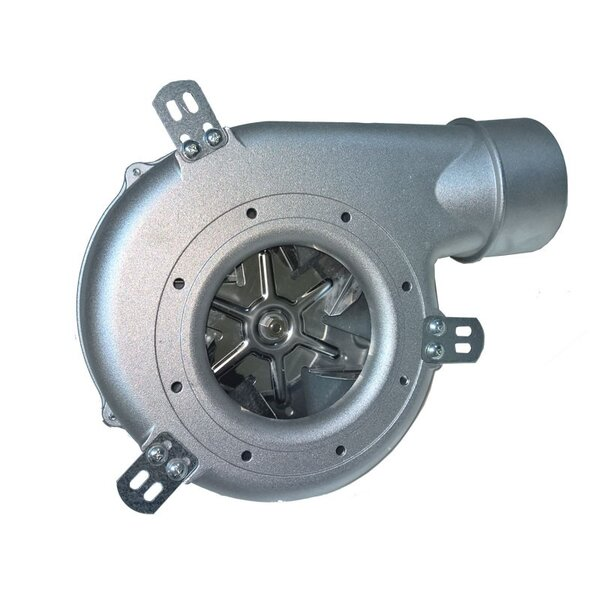 Smoke extractor fan 162m³/h 57W 310Pa
