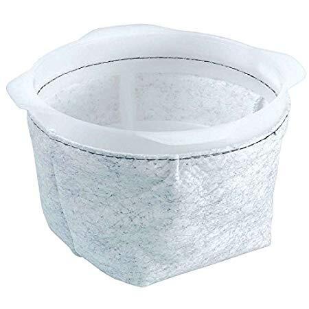 Spare filter for ash vacuum cleaner Ribitech, Model Ceneti