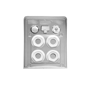 Aluminium radiator kit