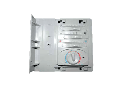 Control unit with thermostat for fan convector radiators Thermolux