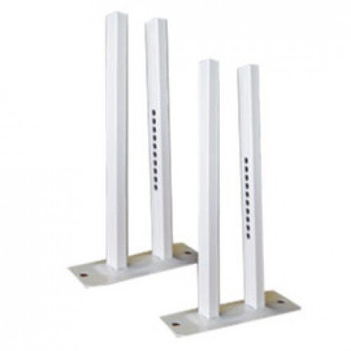 Floor stand for steel panel radiator, Height 290mm or 390mm