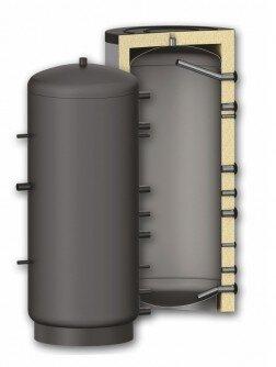 Buffer Tank Sunsystem, Model P 1000, Capacity 1000L