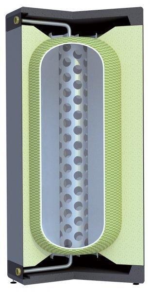 Solarico UniQube Seperator Storage Tank SQ-BP 440