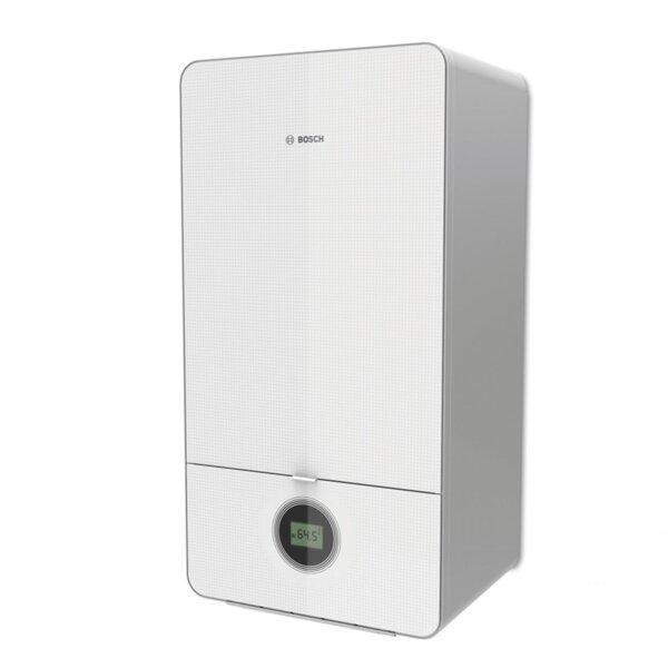 Bosch Condens 7000iW, Combi 24/28 C 23 - Free flue kit