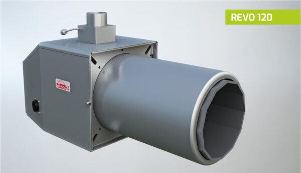 Pellas X Revo 120, 40-120kW