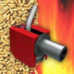 BURNiT Pell 25, 5-25kW