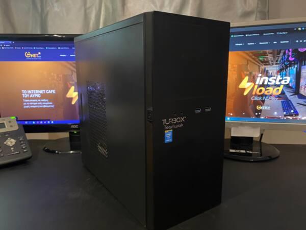 Entry level Gaming PC Intel Core i5 4460, GTX 1060 3GB , B85M-G43, 8GB DDR3