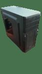 Mid level Gaming PC Intel Core i5-7400,KFA2 Geforce GTX 1070 OC Mini,Gigabyte H110-D3A, RAM 16GB (2x8),SSD 120GB, HDD 1TB