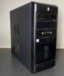Entry level Gaming PC Intel Core i5 4570,  NVIDIA GTX 1060 3Gb, B85 HD3, 8Gb DDR3, SSD 120 Gb