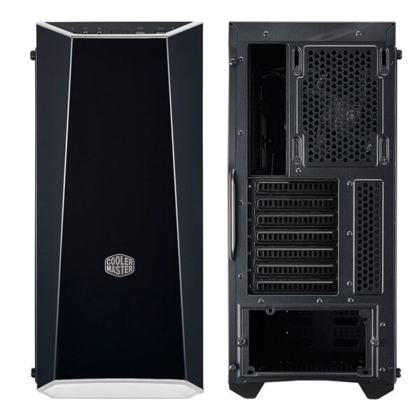 Mid level Gaming PC Intel Core i5 8400, NVIDIA GTX 1660 SUPER , B360M D3H-CF, 16Gb DDR4, SSD 500 Gb
