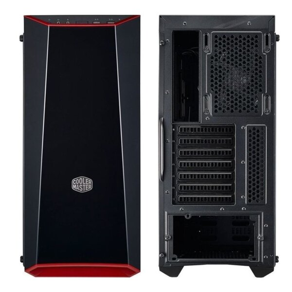 Mid level Gaming PC Intel Core i5 7600, NVIDIA GTX 1060 6Gb, PRIME B250M-A, 16Gb DDR4, SSD 120 Gb, HDD 500 Gb