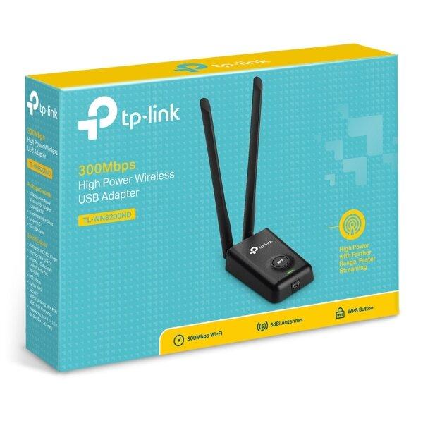 USB αντάπτορας δικτύου TP-LINK TL-WN8200ND