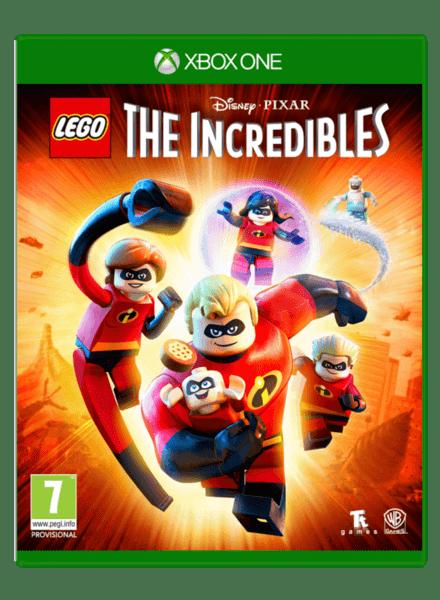 LEGO INCREDIBLES XONE