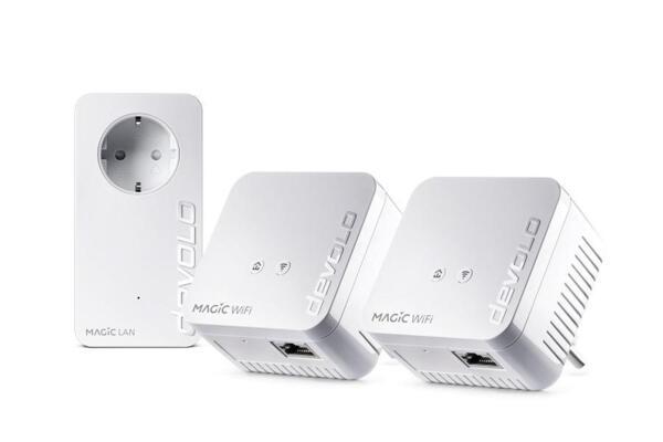 DEVOLO POWERLINE  MAGIC 1 WiFi MINI MULTIROOM KIT