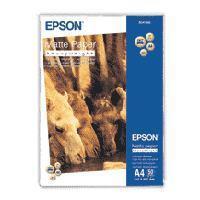 EPSON Paper Matte Heavyweight C13S041256